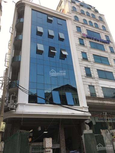 Bán nhà mặt phố Lạc Long Quân - Tây Hồ 120m2, nhà hai mặt thoáng MT 5,5m giá 24.5 tỷ, LH 0965464771 ảnh 0