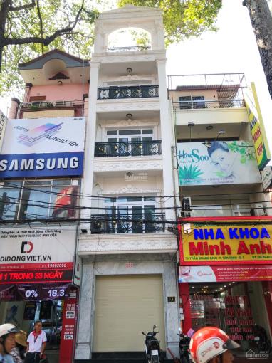 Bán nhà 2 mặt tiền Nguyễn Thiện Thuật, Quận 3. DT: 4mx17m, 5 lầu có thang máy, giá bán 31 tỷ TL ảnh 0