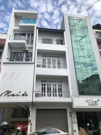 Bán nhà 2 mặt tiền Nguyễn Thiện Thuật, Quận 3. DT: 4mx17m, 5 lầu TM, HĐT 90 tr/th, giá bán 31 tỷ TL ảnh 0