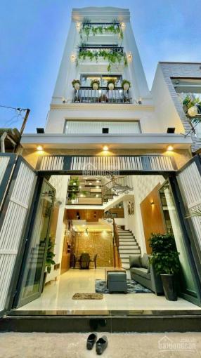 Cho thuê nhà mới đẹp đường Nguyễn Thị Minh Khai, Quận 1 (cách mặt tiền 10m) ảnh 0