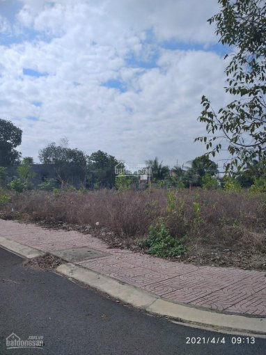 Bán đất gần khu tái định cư Becamex Đồng Phú Tân Hòa. 10x40=400m2 TC100% giá 700tr, sổ hồng riêng ảnh 0