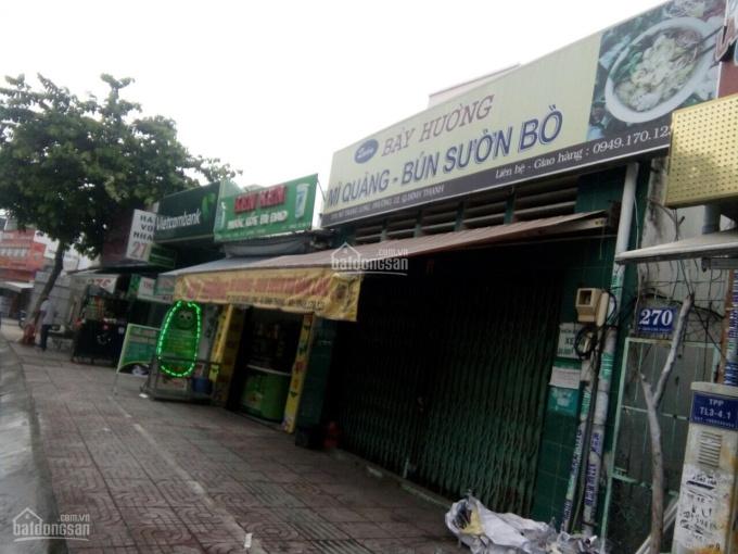 Cho thuê nhà MT số 268 - 270 Nơ Trang Long, P. 12, BT DT 7m x 30m. Giá 60 tr/tháng LH: 0903715246 ảnh 0