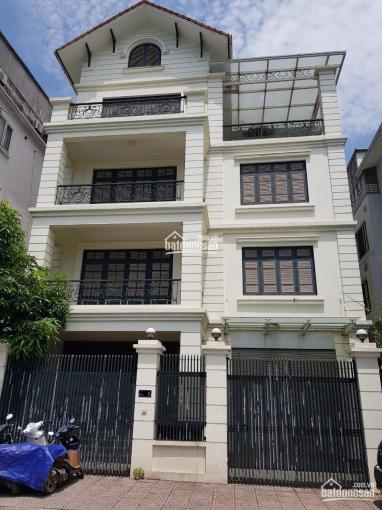 Cho thuê biệt thự 214 Nguyễn Xiển, Thanh Xuân DT 175m2, xd 90m2, 4 tầng, căn góc. Lh 0358189260 ảnh 0