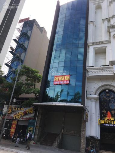 Cho thuê nhà ngõ 82 Trần Cung, Nghĩa Tân, Cầu Giấy 95m2 x 7T thang máy, ngõ ô tô tránh ảnh 0