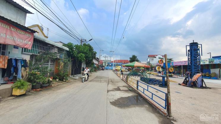 Bán dãy trọ cực rẻ 2,85 tỷ DT 100m2 gồm 5 phòng 1 Kiot ngay chợ An Cơ, Chu Văn An, TP Thuận An ảnh 0