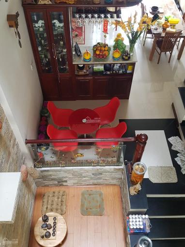 Nhà trệt 3 lầu kiên cố - đường B8 - KDC Hưng Phú - hoàn công ảnh 0
