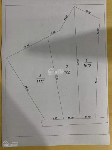 Bán đất vườn tại Châu Đức, Bà Rịa Vũng Tàu, DT: 3000m2 giá 700 triệu/1000m2, chính chủ: 0707239439 ảnh 0