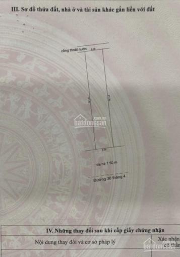 Bán đất đường 30/4, Hoà Cường Bắc, Đà Nẵng, giá rẻ, Lh: 0901004268 Lành ảnh 0