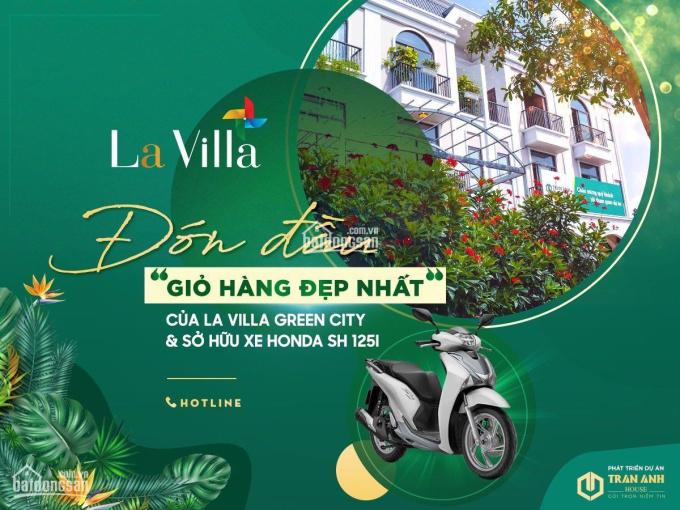Lavilla khu đô thị cao cấp ven sông chiết khấu 15%, tặng xe SH 125i chỉ cần TT nhẹ 560tr là có nhà ảnh 0