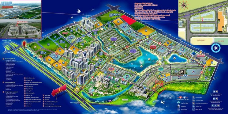 Chính chủ cần bán đơn lập Hải Âu 1 view biển giá 50 tỷ Vinhomes Ocean Park ảnh 0