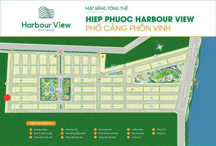 Bán đất Hiệp Phước Harbour View ảnh 0
