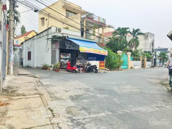 Bán đất lô góc 2 mặt tiền đường 3, phường Tân Mai, 123m2, hướng Đông, sổ hồng riêng TC 100% ảnh 0