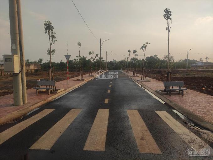 Bán 5 lô liền kề KDC Hùng Vương, trung tâm thị trấn Chư Sê, Gia Lai ảnh 0