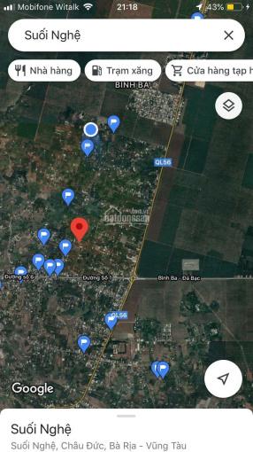 10 x 50m 100m2 ONT giá 160tr/m ngang cách đường số 1 300m, khu dân cư trung tâm xã ảnh 0