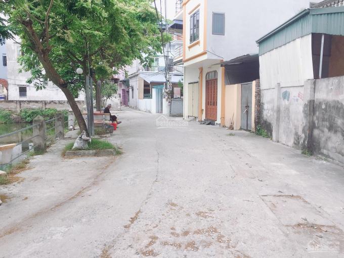 Bán đất sổ đỏ, đường ô tô 16 chỗ, 50m ra đường Liên Xã, Đại Áng - Thanh Trì, giá rẻ ảnh 0