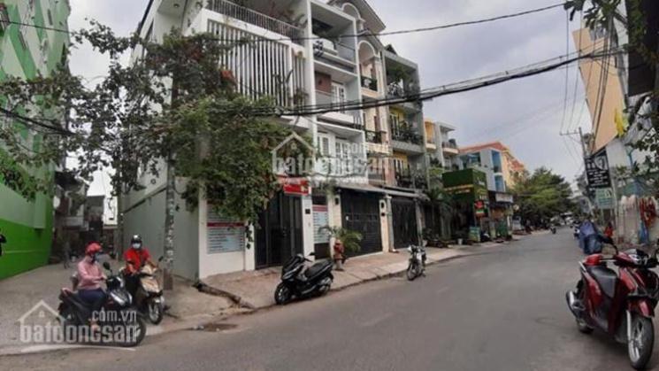 Bán lô góc 2 mặt tiền hẻm 12m 416 Dương Quảng Hàm, P5, GV, DT: 4,4x16m, giá: 8,6 tỷ 0932 170 604 ảnh 0