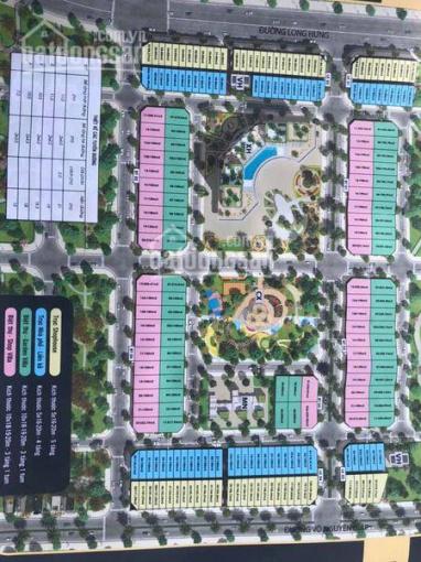 Dự án TNR Grand Place, khu đô thị smart bậc nhất Thái Bình ảnh 0