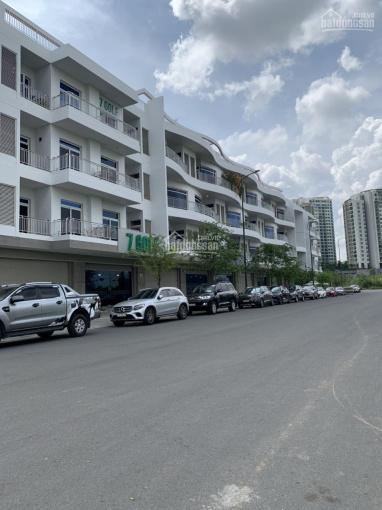 Nhà phố Thủ Thiêm Lakeview CII, DT 5,2x18m, hầm, trệt, 3 lầu, ST, giá 33 tỷ TL thanh toán tốt ảnh 0
