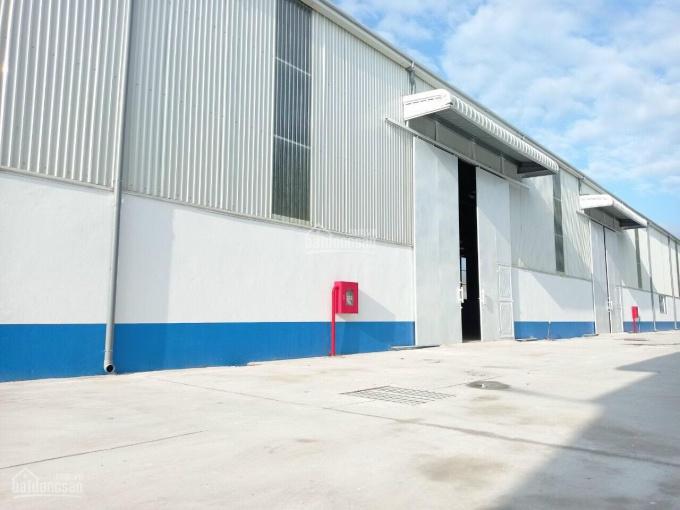 Chính chủ cho thuê 800 - 1500 - 3000m2 tại trục đường 379 Văn Giang, Hưng Yên, xưởng đạt chuẩn ảnh 0