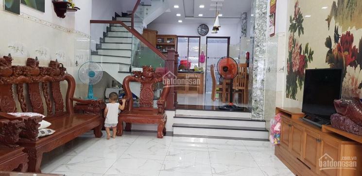 Cho thuê nhà nguyên căn HXH đường Cây Trâm, gần ngã 3 Phạm Văn Chiêu, P14, Q. Gò Vấp ảnh 0