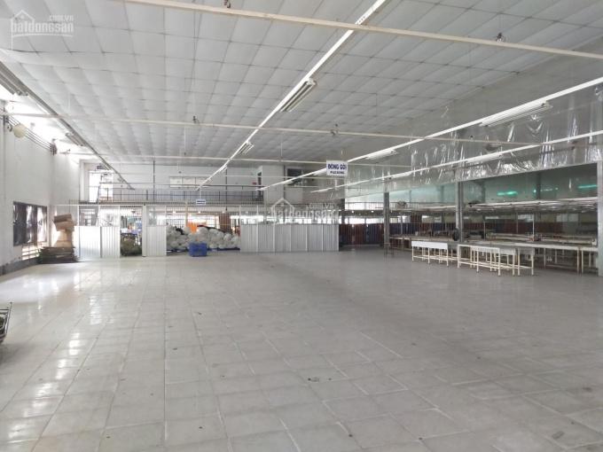 Cho thuê xưởng may đường Phan Huy Ích, Gò Vấp 9000m2 kv, xưởng 6500m2, PCCC tự động, cont 40 vào ảnh 0