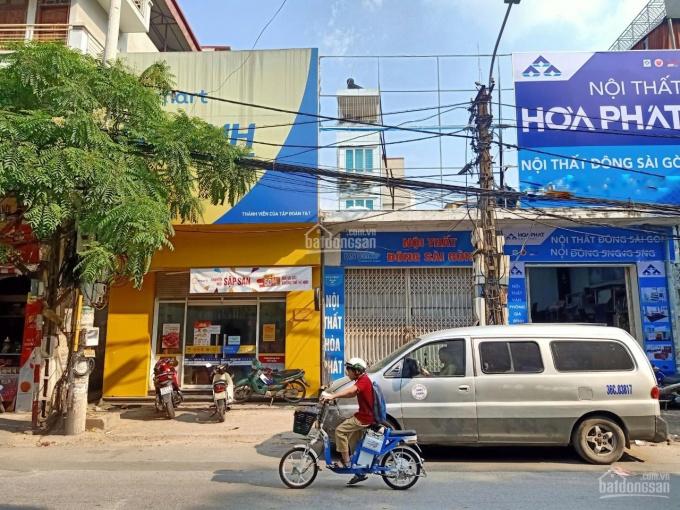 Cho thuê nhà mặt phố 540 Lạc Long Quân, DT 280m2, MT 5.5m, giá 35 triệu/tháng. LH: 0974739378 ảnh 0