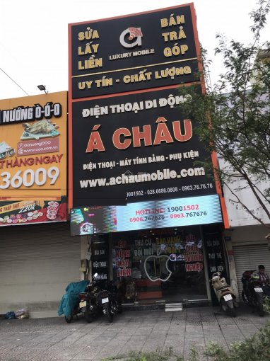 Nhà mặt tiền, đường Nguyễn Oanh, Phường 17, Quận Gò Vấp., 6 x 25m, 3 lầu 60triệu/tháng ảnh 0