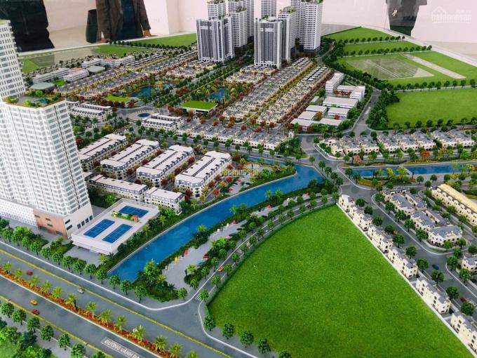 5 tỷ sở hữu biệt thự song lập 135m2 khu đô thị 5 sao cạnh Mỹ Đình Hà Nội, LH: 0946806888 ảnh 0