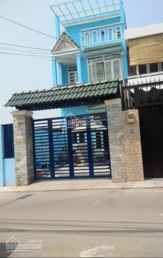 Cho thuê nhà 1 trệt 2 lầu mặt tiền hẻm đường 8 Trường Thọ DT 90m2 gần với Đặng Văn Bi ảnh 0