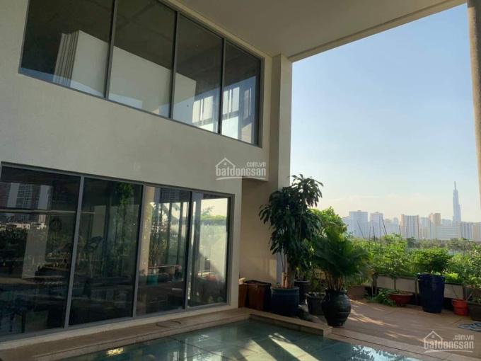 Bán căn hộ Pool Villa, view sông, DT 850m2 tòa Bahamas - LH: 090 166 88 81 (Mr Xương) ảnh 0