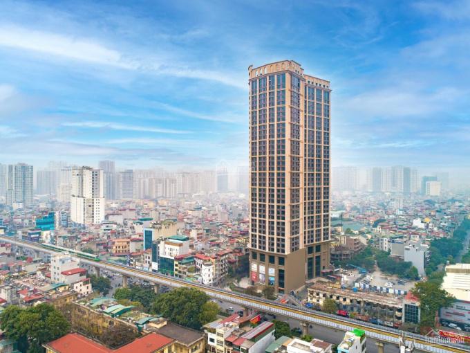 Cần bán căn hộ ánh sáng 3 phòng ngủ tại 108 Nguyễn Trãi full nội thất cao cấp cạnh Royal City (Tom) ảnh 0