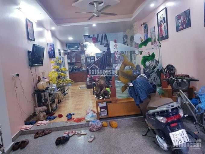 Bán nhà phố Nguyễn Thái Học Hà Đông cách ô tô 10m, nhà đẹp ở ngay, 67m2 tặng nội thất, giá: 3.95 tỷ ảnh 0