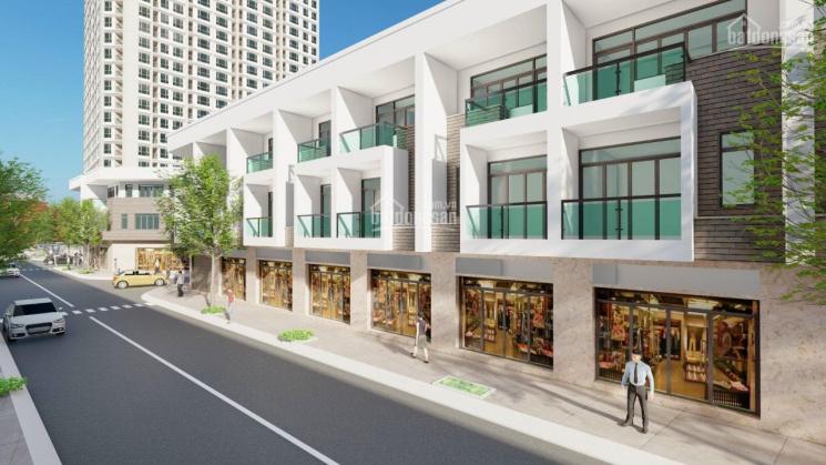Nhà phố 1 trệt 2 lầu giá 3.6 tỷ nằm ngay trung tâm thành phố Thuận An ngân hàng hỗ trợ 75% giá trị ảnh 0