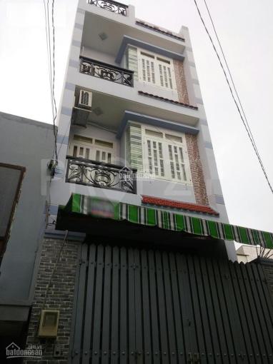 Hẻm xe hơi Đình Nghi Xuân, 4x12.5m, 1 trệt 2 lầu ST 4PN - 3WC ảnh 0