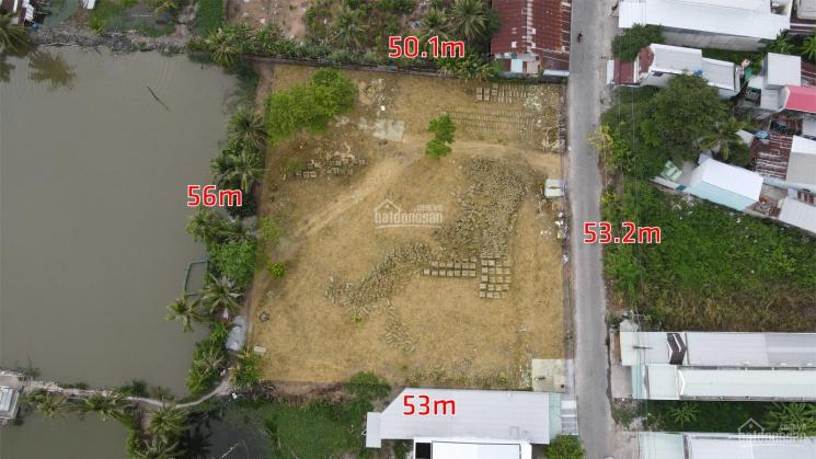 Chính chủ bán nền đất 2,812.5 m2, mặt tiền đường Từ Dũ 53.2m, khu dân cư thu nhập thấp cầu số 1 ảnh 0