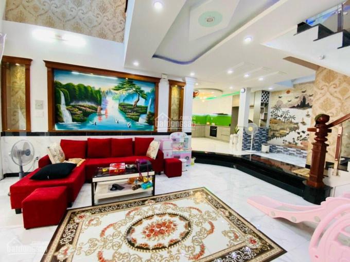 Bán nhà MT cư xá Nguyễn Trung Trực đường 3 Tháng 2, P12, quận 10, DTSD: 240m2, 3 lầu, giá 10 tỷ ảnh 0