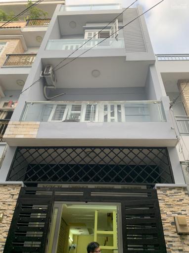 Nhà cho thuê kinh doanh / đường Mã Lò - Bình Tân 4*18m, 4 phòng ngủ, 3 nhà wc ảnh 0