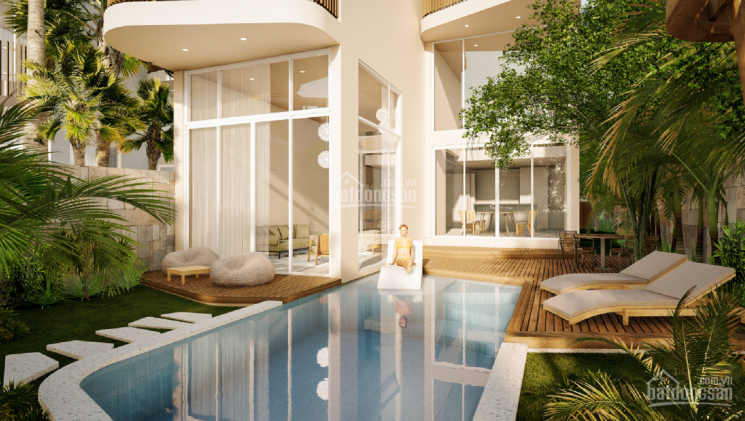 Biệt thự nghỉ dưỡng đẳng cấp 5 sao, view trực diện biển Resort Charm Long Hải ảnh 0