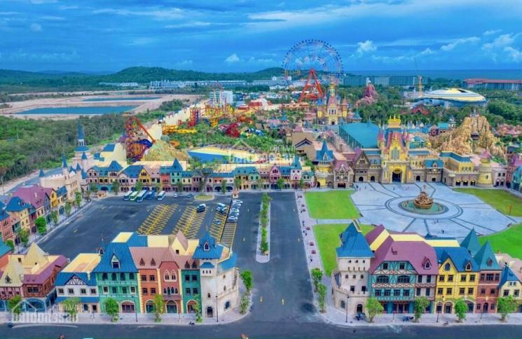 Cần bán shophouse Vinwonder Phú Quốc trục đường lớn dễ kinh doanh, giá 9,5 tỷ ảnh 0