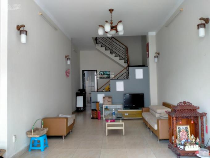 Cho thuê nhà làm văn phòng, hoặc ở gia đình, 4x20m, 1 trệt 2,5 lầu. Giá 20tr/tháng (Nhà như hình) ảnh 0