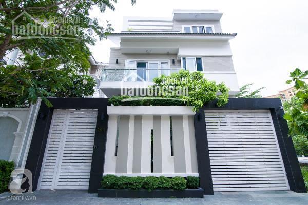 Siêu biệt thự mặt tiền đường khu Phan Xích Long, Phú Nhuận, 8*14m, trệt 2 lầu, giá siêu yêu ảnh 0