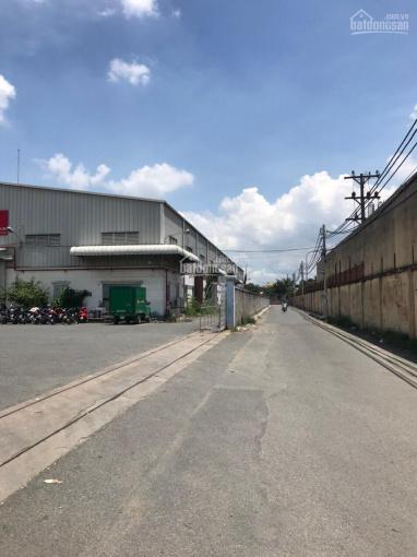 Cho thuê 2000m2, kho xưởng An Phú Đông, quận 12 ảnh 0