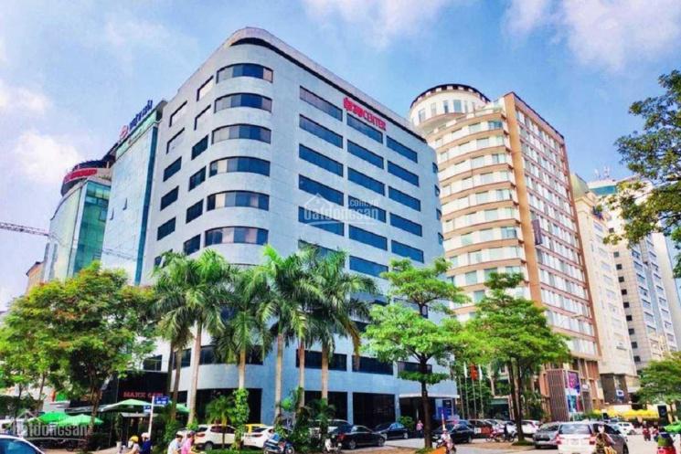 Văn phòng sang trọng chuyên nghiệp tại phố Duy Tân - Cầu Giầy cần cho thuê nhanh 170m2, giá 27tr/th ảnh 0