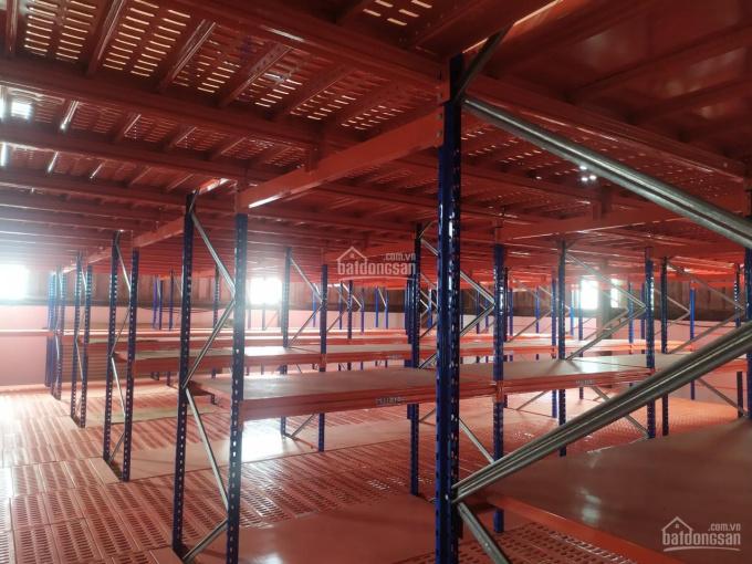 Cần cho thuê kho chứa hàng 5000m2 có sẵn kệ trong KCN Hiệp Phước, huyện Nhà Bè, TPHCM ảnh 0