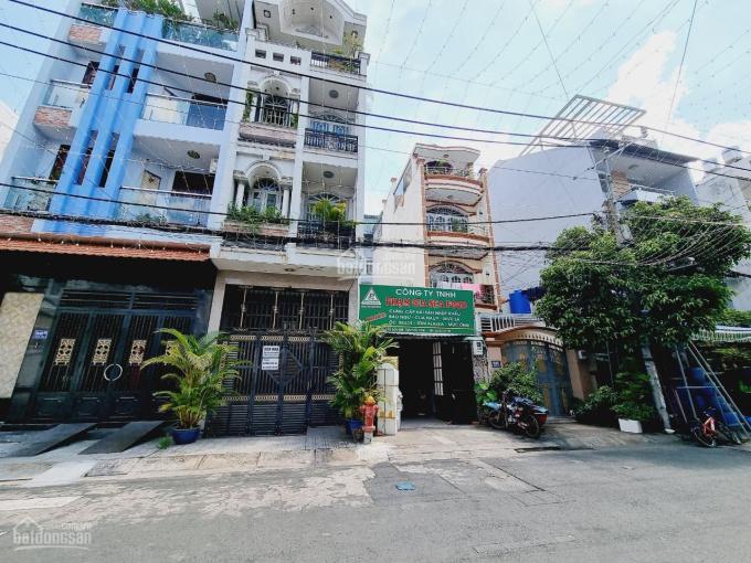 Bán nhà mặt tiền đường Dân Tộc, 4mx18m, giá 11.5 tỷ, P. Tân Thành, Q. Tân Phú ảnh 0