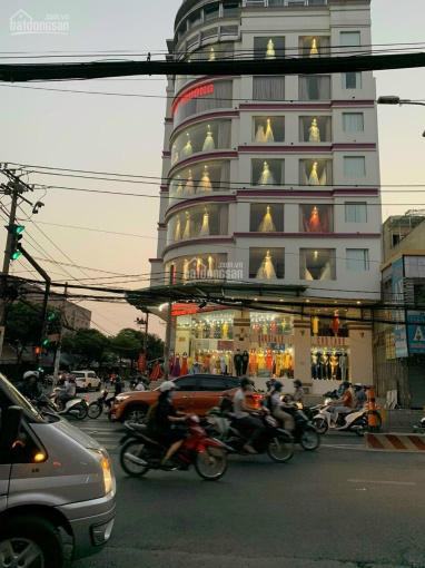 Thật 100% siêu hiếm mặt tiền góc Nguyễn Văn Thủ - Phan Kế Bính Q1 16x16m vuông, 4 lầu, 250m2, 99 tỷ ảnh 0
