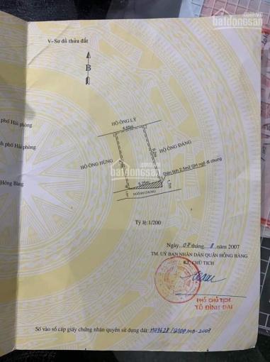 Bán đất tặng nhà Vạn Kiếp, Thượng Lý, Hải Phòng ảnh 0