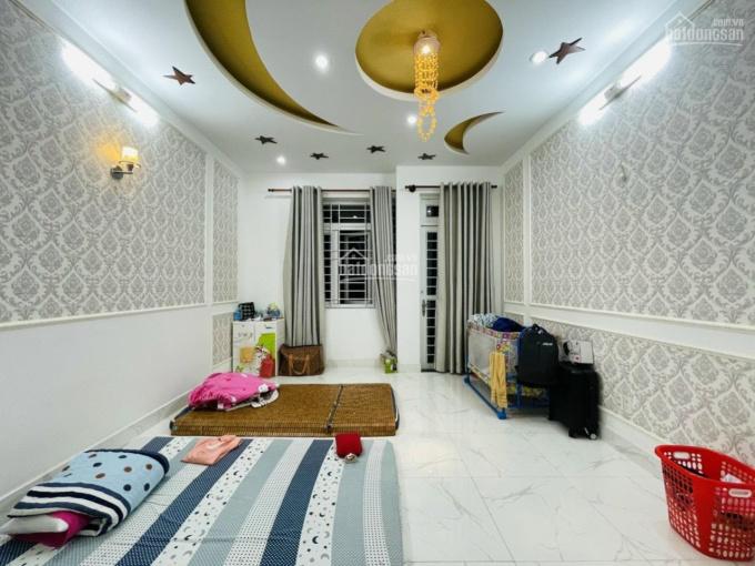 Bán nhà HXH cư xá Lam Sơn Nguyễn Oanh, P16, GV: 3.8x22m nhà đẹp, 3 tầng giá cực rẻ ảnh 0