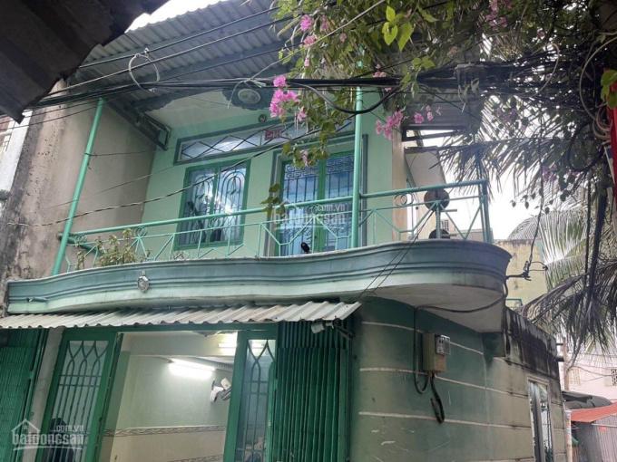 Nhà sổ hồng riêng, hẻm xe hơi D8/17C Dương Đình Cúc, Tân Kiên ảnh 0