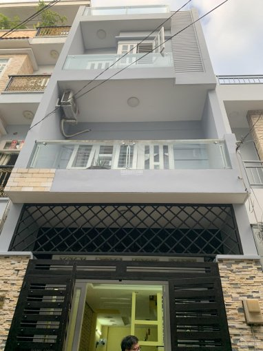 Cho thuê nhà mới 100% 2 lầu 4PN 3WC đường Mã Lò, gần bv Bình Tân, hẻm xe hơi, an ninh yên tĩnh ảnh 0
